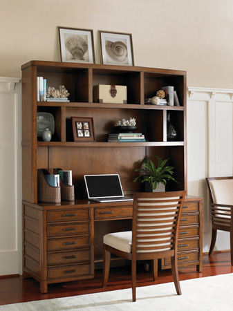 Lexington Home Brands - Key Biscayne Credenza and Deck - 279LK-430/440