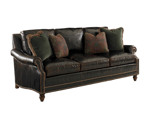 Tommy Bahama - Shoal Creek Leather Sofa - LL7722-33