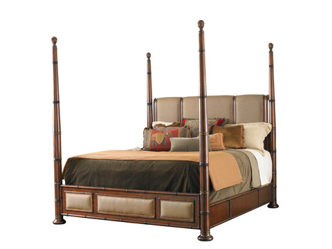 Image of Monarch Bay King Poster Bed