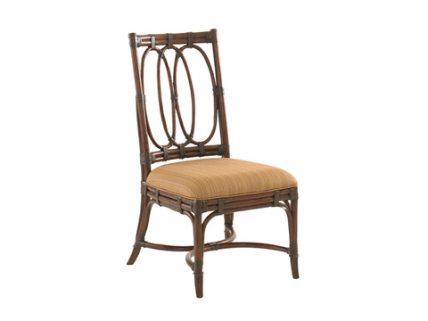 Tommy Bahama - Palmetto Side Chair - 545-880-01