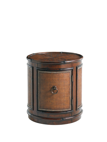 Image of Sandpiper Round Lamp Table
