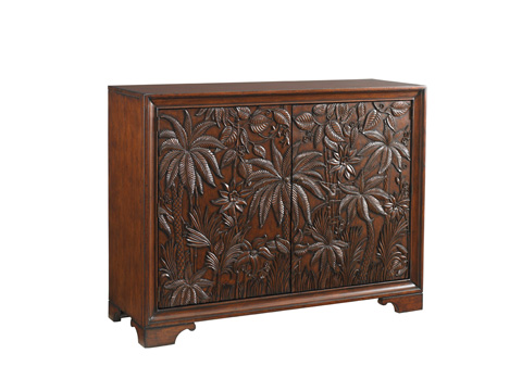 Image of Balboa Carved Door Chest