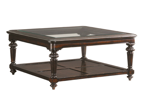Tommy Bahama - Sheffield Square Cocktail Table - 548-947