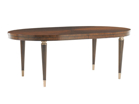 Image of Drake Oval Dining Table