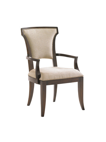 Image of Seneca Upholstered Arm Chair