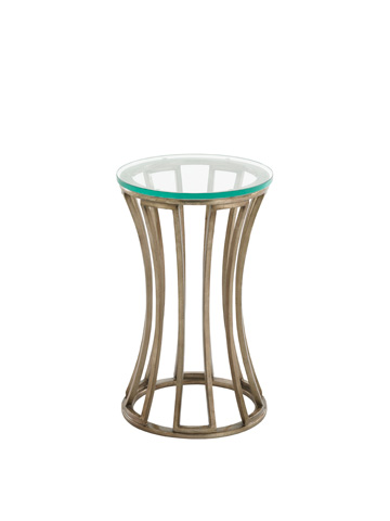 Lexington Home Brands - Stratford Round Lamp Table - 706-950