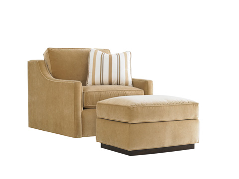 Lexington Home Brands - Bartlett Swivel Chair - 7566-11SW