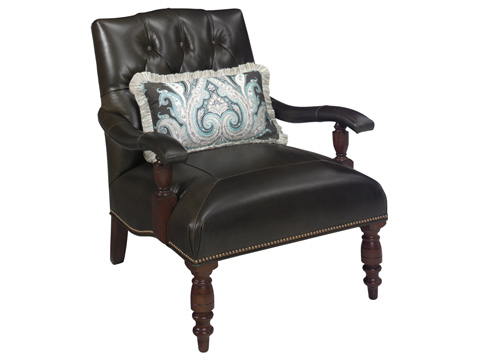 Image of Wilshire Leather Chair