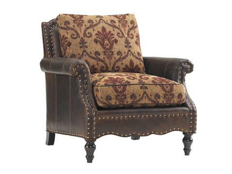 Tommy Bahama - Belgrave Leather Chair - LL7884-11