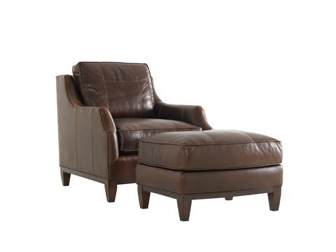 Lexington Home Brands - Conrad Leather Chair - LL7991-11