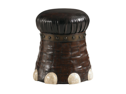 Image of Elephant Foot Stool
