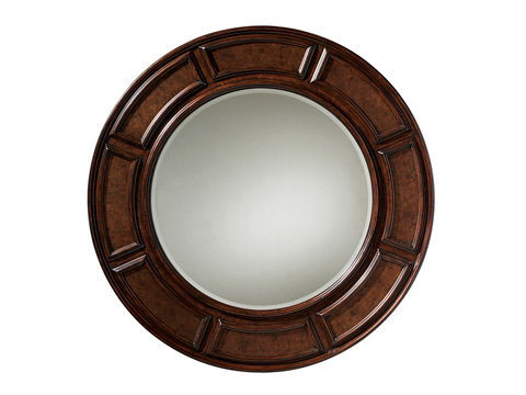 Image of Helena Round Mirror