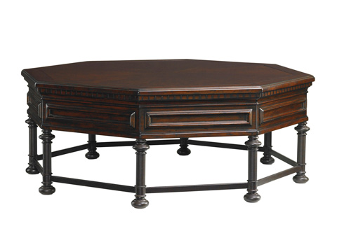 Image of Monrovia Octagonal Cocktail Table