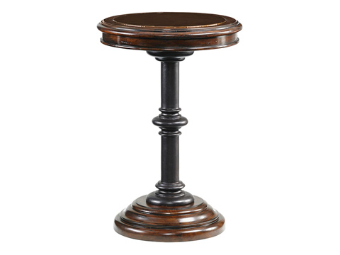 Image of Queenstown Round Accent Table