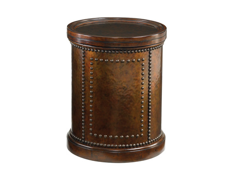Image of Harcourt Round Side Table