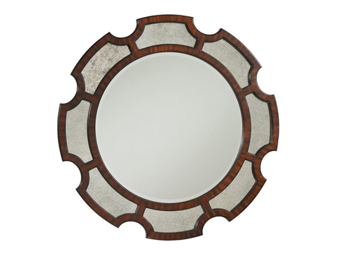 Image of Del Mar Round Mirror