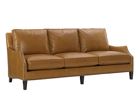 Lexington Home Brands - Ashton Leather Sofa - 7118-33-01