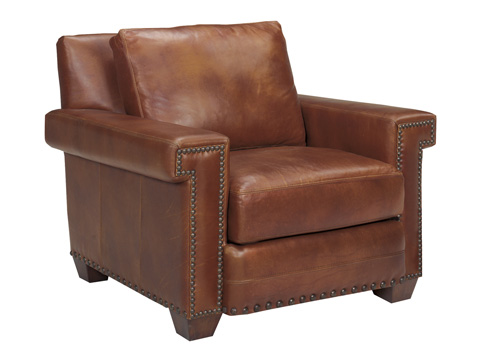 Image of Torres Leather Chair
