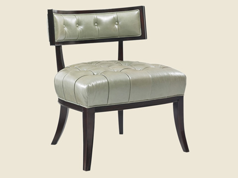 Lexington Home Brands - Elaine Leather Chair - LL1679-11