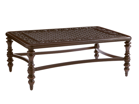 Tommy Bahama - Rectangular Cocktail Table - 3235-945