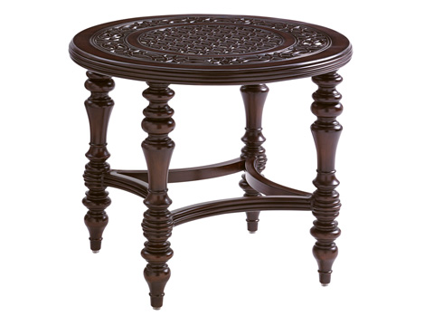 Tommy Bahama - Round End Table - 3235-950