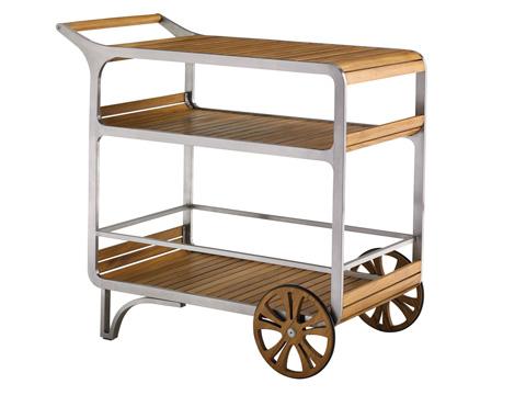 Tommy Bahama - Bar Cart - 3401-862