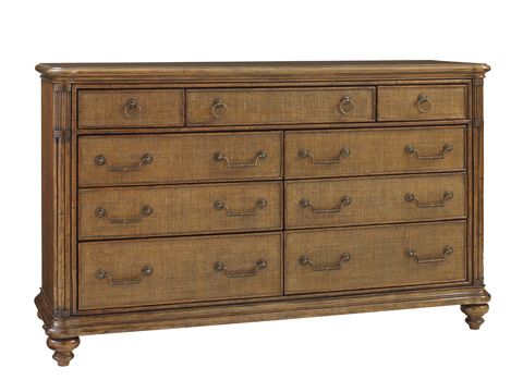 Image of Costa Sera Triple Dresser