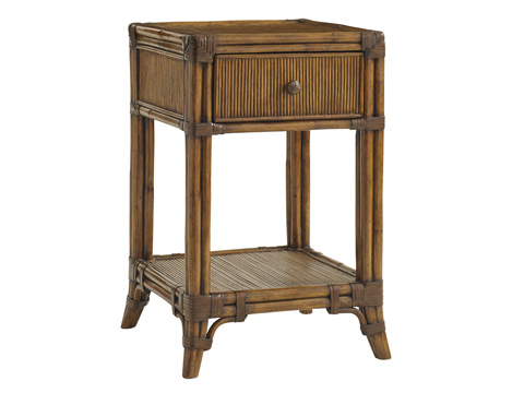 Image of Del Sol Bedside Table