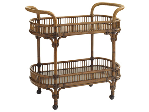 Image of Veranda Bar Cart