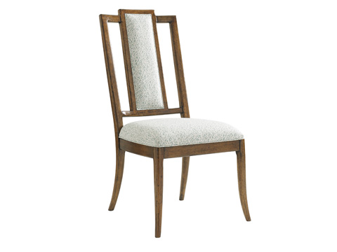 Image of St. Barts Splat Back Side Chair