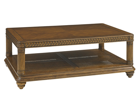 Image of Vineyard Point Rectangular Cocktail Table