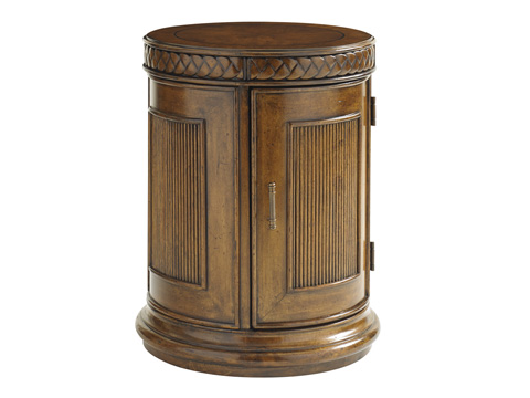 Image of Belize Round End Table