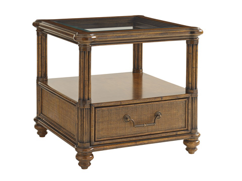 Image of Bimini Square End Table