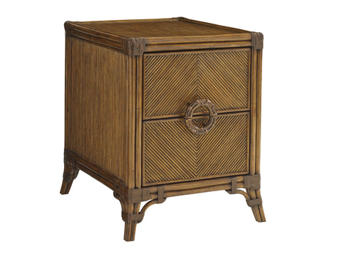 Image of Bungalow Chairside Chest
