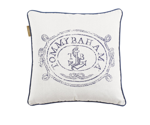 Tommy Bahama - Anchors Away Throw Pillow - 8880-20BB