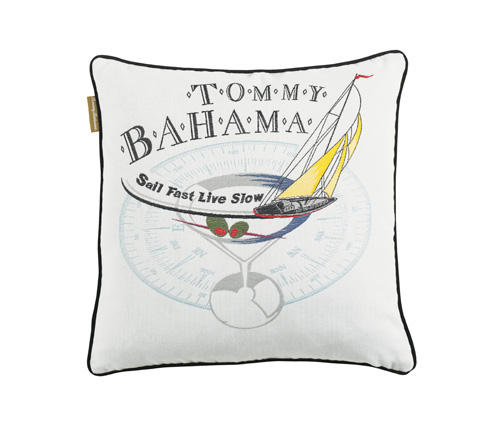Image of Sail Fast Throw Pillow