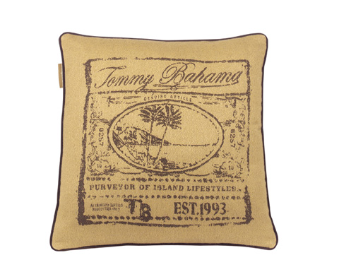 Image of Chocolate Throw Pillow