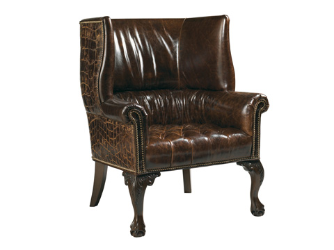 Image of Cardiff Leather Chair