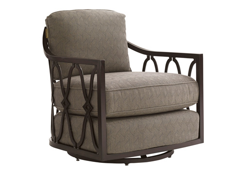 Tommy Bahama - Swivel Tub Chair - 3235-10
