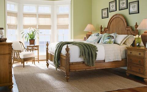 Tommy Bahama - Beach House Bedroom Set - BEACHHOUSEBEDROOM1