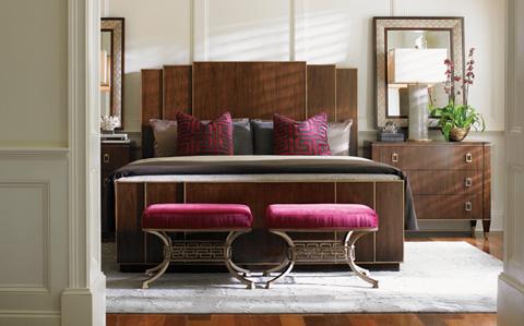 Lexington Home Brands - Tower Place Bedroom Set - TOWERPLACEBEDROOM2