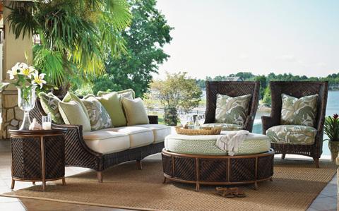 Tommy Bahama - Island Estate Lanai Seating Set - ISLANDLIVING