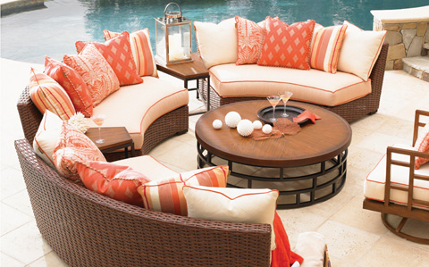 Image of Ocean Club Pacifica Seating Set