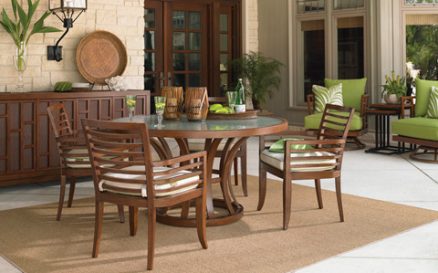Image of Ocean Club Pacifica Dining Set