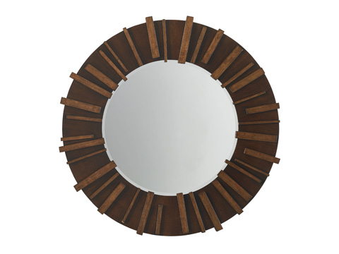 Image of Kobe Round Mirror