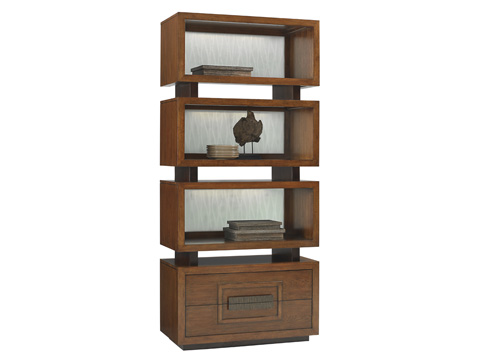 Image of Tonga Tiered Bookcase