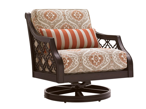 Image of Swivel Rocker Chair