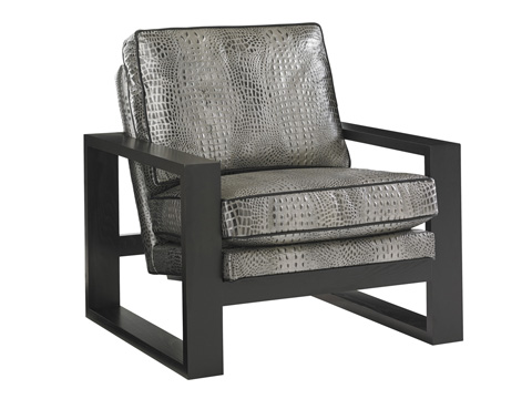 Lexington Home Brands - Axis Leather Chair - LL1516-11AA