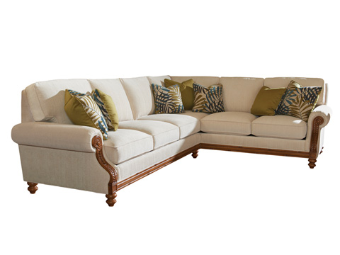 Tommy Bahama - West Shore Sectional - 7921-SECT-03