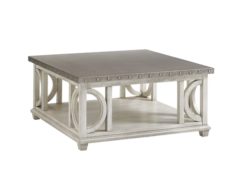 Lexington Home Brands - Litchfield Square Cocktail Table - 714-945